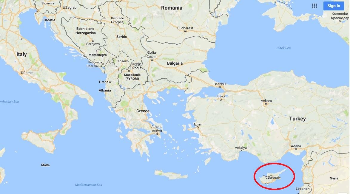 Cipru Destinatiidevazut